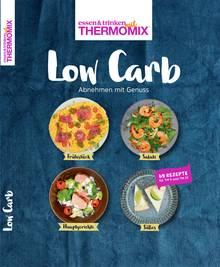 Mehr Low-Carb-Rezepte für den Thermomix findne Sie in: Low Carb. Abnehmen mit Genuss.28 Euro.