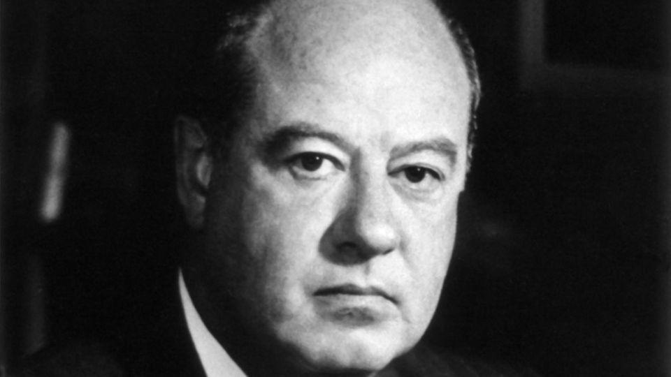 Ex-FBI-Mann Robert Maheu (Archivbild)