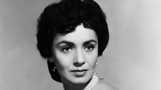 Schauspielerin Susan Cabot (Archivbild)