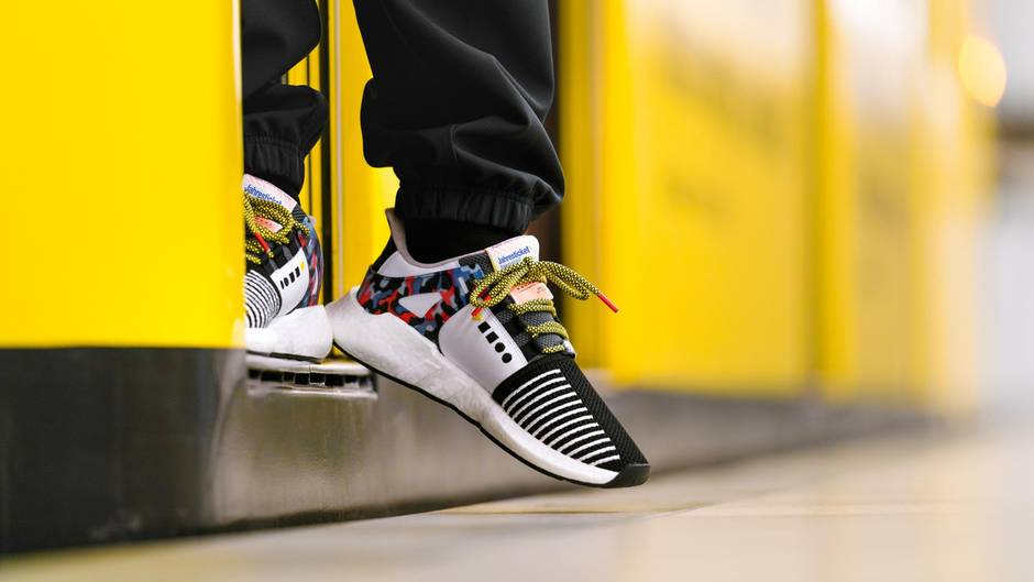 BVG Sneaker Adidas