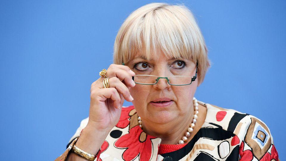 AfD - Claudia Roth - Bundestags-Vizepräsidentin - Absetzung