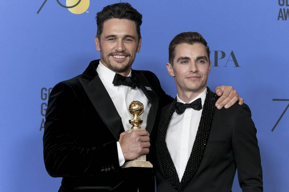 James und Dave Franco