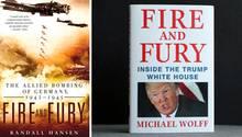 """""""Fire and Fury""""-Namensvetter: Ein Fehlgriff wird zum Verkaufsschlager"""