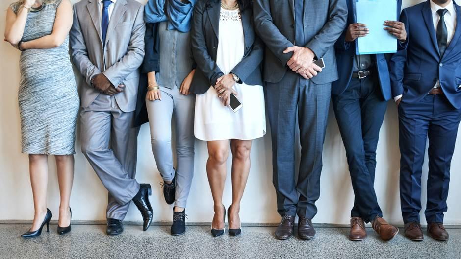 Zu Beginn des Jahres suchen viele nach neuen beruflichen Herausforderungen