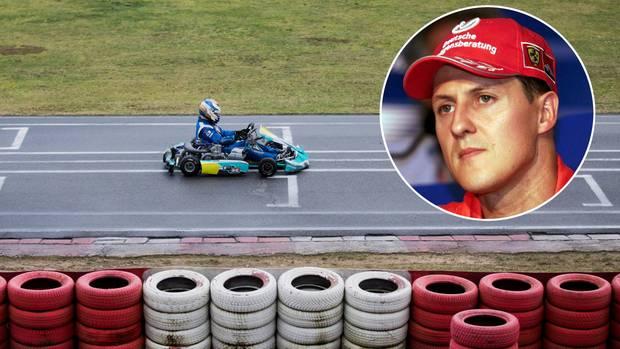 Michael Schumachers Kartbahn in Kerpen steht vor dem Aus