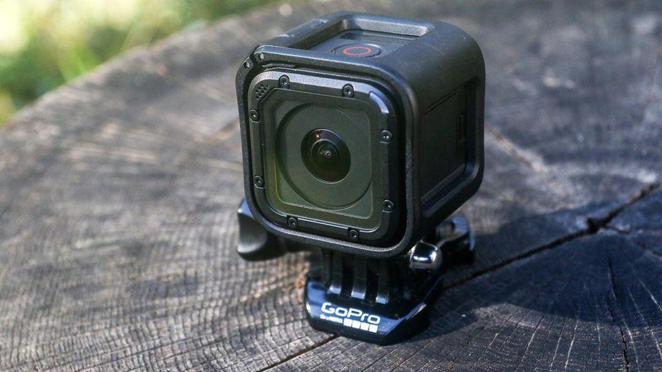 GoPro wurde mit Actioncams reich, doch dann folgte der Absturz. Nun versucht sich das Unternehmen, breiter aufzustellen.