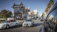 Mercedes A-Klasse 2018 noch getarnt unterwegs