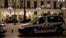 Polizeieinsatz im Ritz: Bewaffnete haben das Luxushotel überfallen
