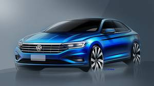 Der nächste VW Jetta wird schnittiger