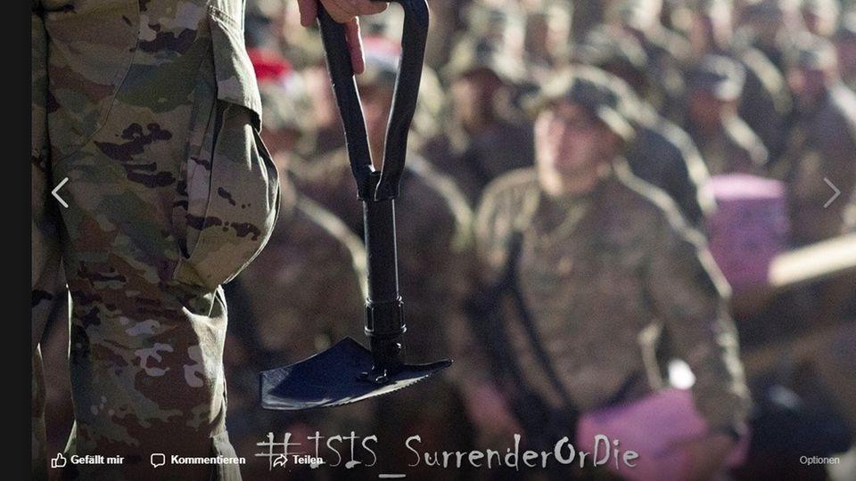 US-Militär IS