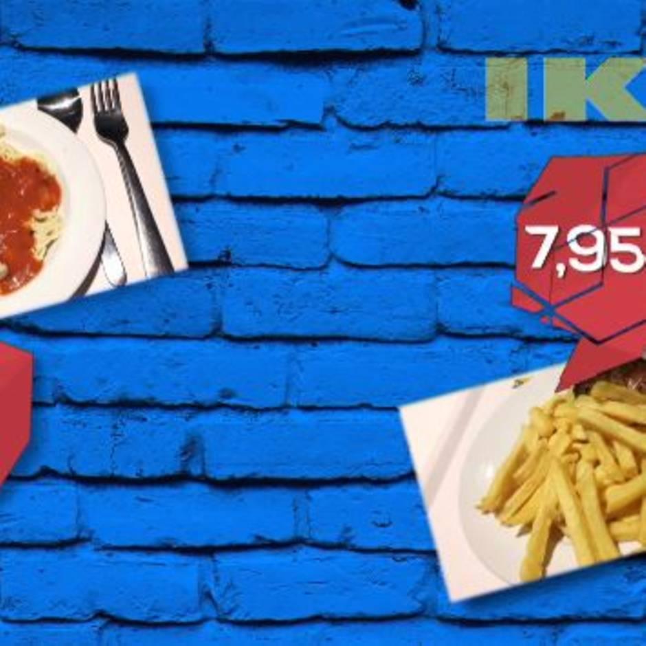 Essen Im Möbelhaus So Schmeckt Es Bei Ikea Höffner Und Hardeck