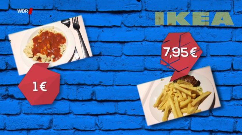 Das Geschmacksurteil bei Ikea fällt vernichtend aus: keine Tomaten in Tomatensauce, kalt, als würde es schon tagelang stehen, zähes, unaromatisches Fleisch.