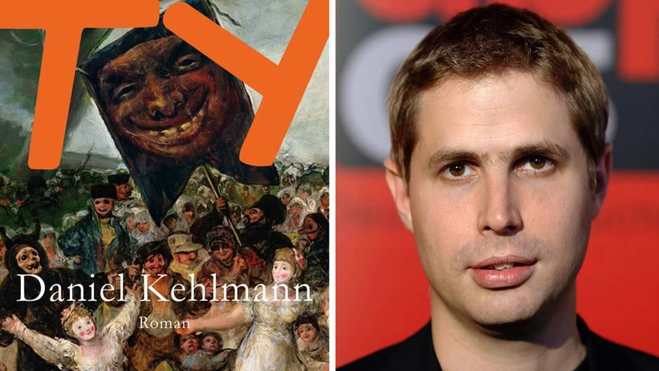 """""""Tyll"""" von Daniel Kehlmann"""
