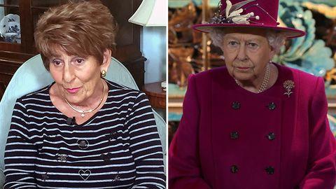 Jane Kenton, Queen Elizabeth