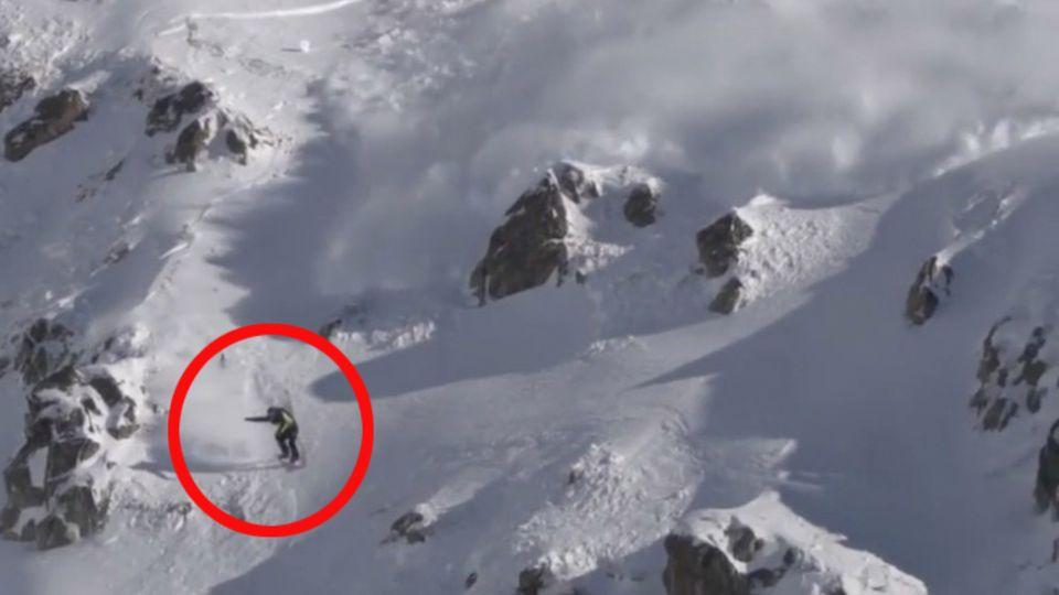 Alpen versinken im Schnee: Extreme Lawinengefahr: Experten rechnen mit großen Abgängen, tausende Urlauber eingeschneit