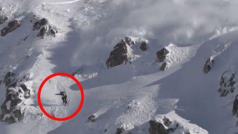 Unfall in Vorarlberg: Skifahrer stürzt und erstickt im Tiefschnee