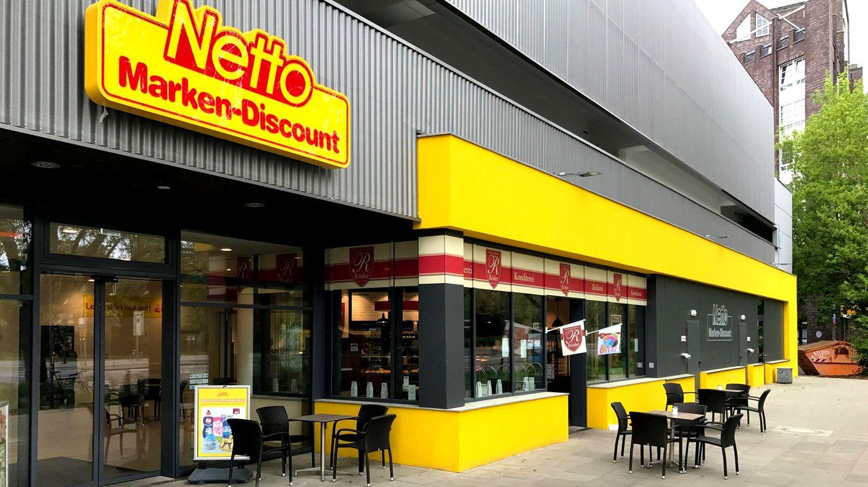 Netto Discounter testet SB-Kassen