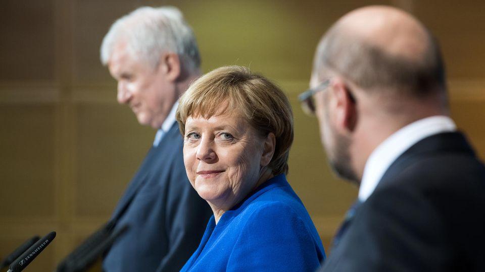 """Andreas Petzold: #Das Memo: Schulz feiert """"hervorragende Ergebnisse"""" - dabei steckt zu wenig SPD drin"""