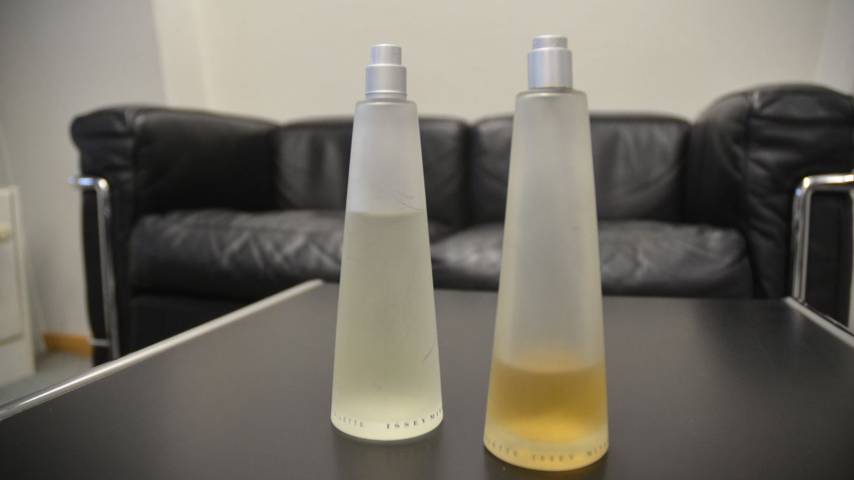 Issey Miyaki L'eau: Original und Fälschung