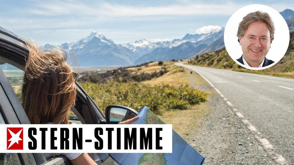 Roadtrip in Neuseeland