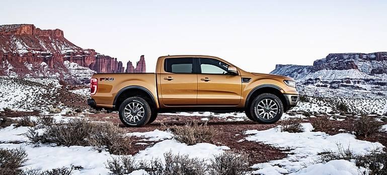 Kết quả hình ảnh cho Ford Ranger