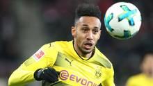 Pierre-Emerick Aubameyang wird dem BVB gegen Wolfsburg fehlen