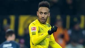 """Fühlt sich vom Fußball-Magazin """"Kicker"""" beleidigt: BVB-Profi Pierre-Emerick Aubameyang"""