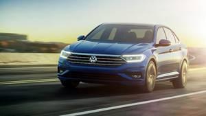 VW Jetta - im neuen Look
