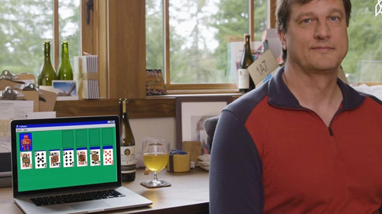 """Solitaire-Erfinder Wes Cherry erzählte """"Great Big Story"""" seine Geschichte"""