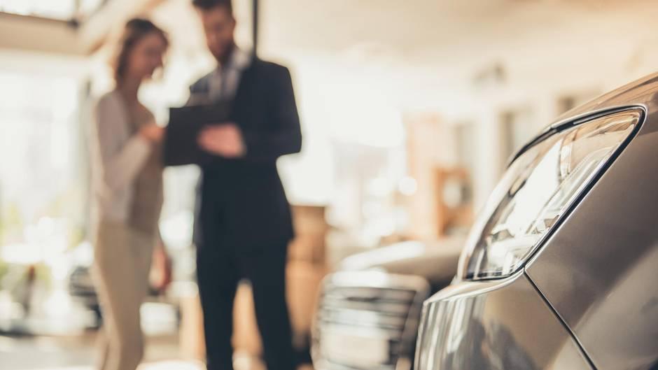 Wann ist ein Auto unfallfrei? Was ist ein Bagatellschaden? | STERN.de