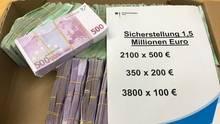 nachrichten deutschland - geldfund a52