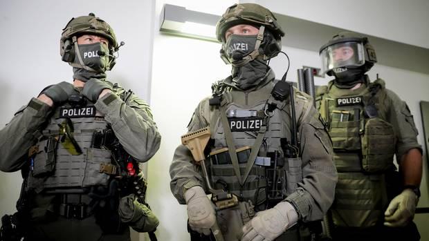 Anti-Terror-Einheit GSG 9 soll vergrößert werden