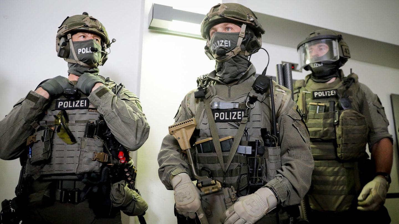 Terrorismus Bekampfung Elite Truppe Gsg9 Soll Wachsen Taz De