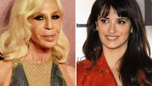 "In ""American Crime History"" spielt Penelope Cruz die Rolle der Donatella Versace"