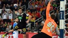 """Handball-EM 2018: Videobeweis rettet die """"Bad Boys"""": Deutsche Handballer vorzeitig in Hauptrunde"""