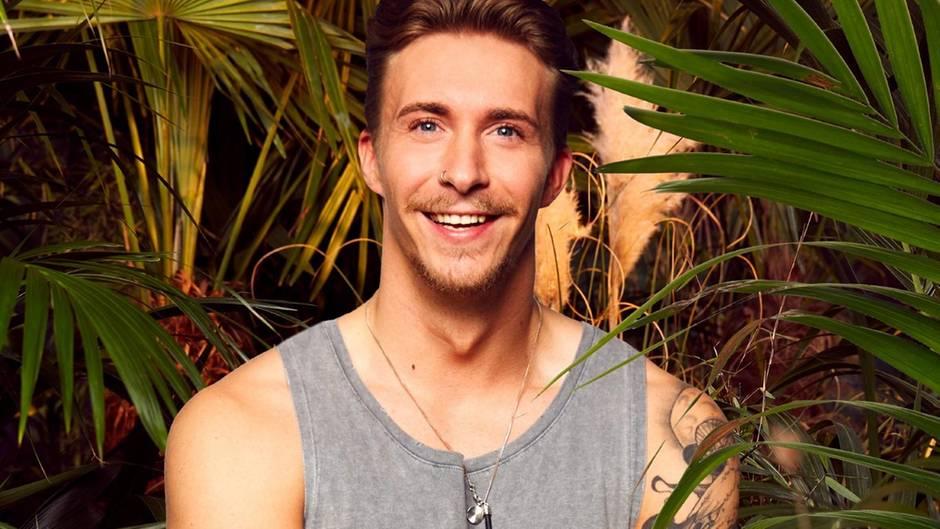 David Friedrich im Dschungelcamp