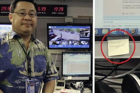 Fehlalarm auf Hawaii: Sicherheitslücke: Passwort für Raketenalarm stand monatelang im Internet