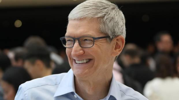 Tim Cook Apple App Store iPhone