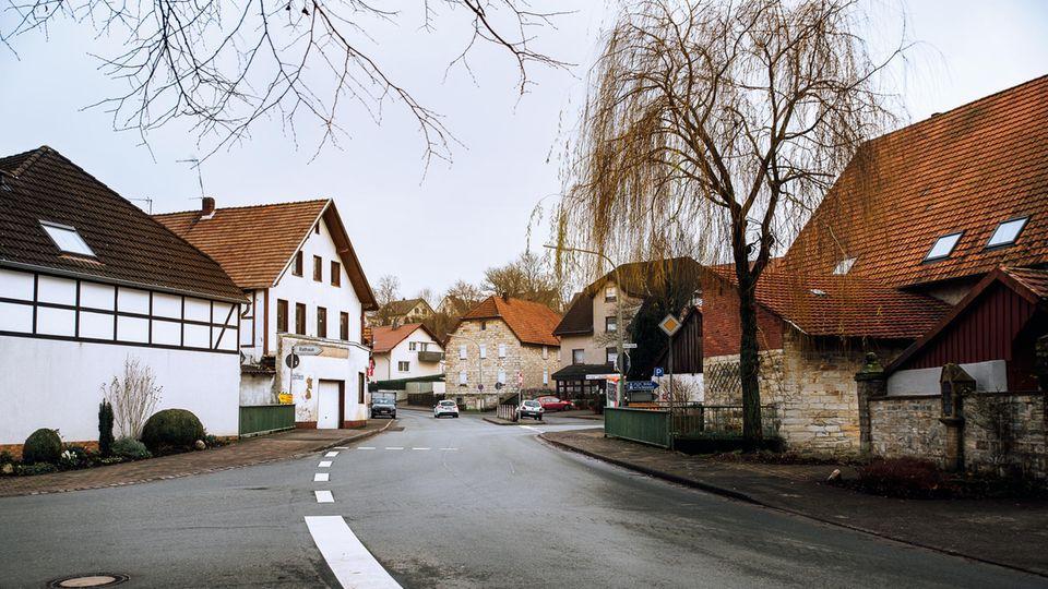 Ortsansicht von Nordborchen