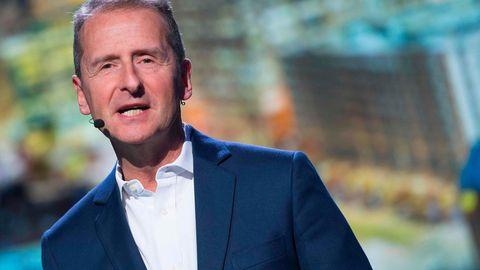 VW-Vorstand Herbert Diess