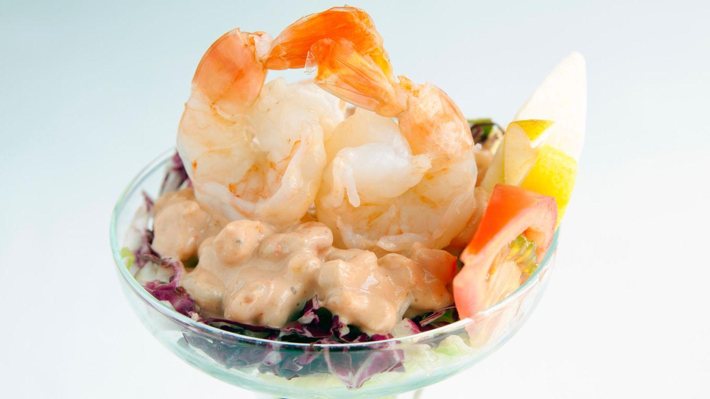 Shrimp Cocktail  Vermeiden Sie Meeresfrüchte im Allgemeinen. Außer aber das Hotel ist bekannt dafür, dass es jede Nacht Dutzende Meeresfrüchte-Bestellungen auf die Zimmer schickt. Es gibt viele Hotels, die Shrimp Cocktails vorbereiten. Frisch ist der Salat wohl nicht mehr, wenn Sie ihn sich nachts aufs Hotelzimmer bestellen. Und erst der Geruch ...