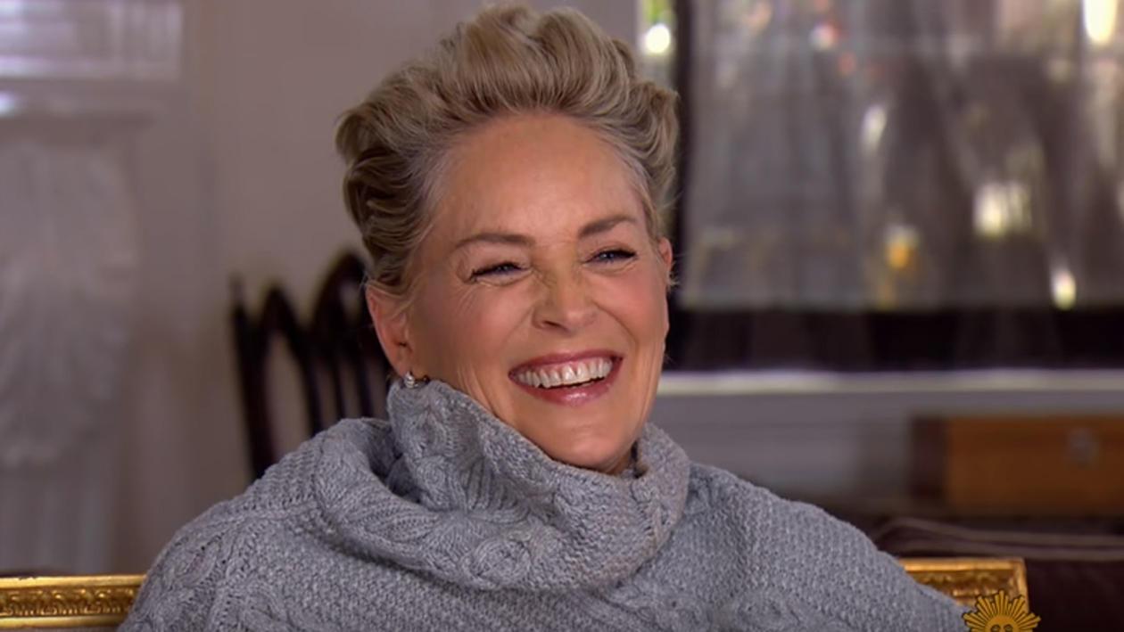 Sharon Stone Heute