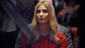 Ivanka Trump, die Tochter des US-Präsidenten Donald Trump