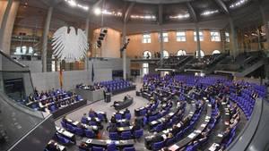 Bundestag - Bundestagsdebatte - Livestream