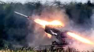 Der TOS-1 Panzer wird auch exportiert, nun soll vorrangig eine mobilere Variante entwickelt werden