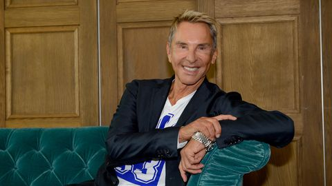 Modedesigner Wolfgang Joop