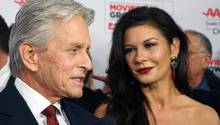 Catherine Zeta-Jones und Michael Douglas