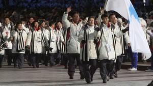 olympia 2018 - annäherung südkorea nordkorea