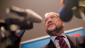 SPD-Chef Martin Schulz