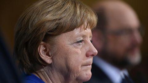 """Angela Merkel schließt Nachverhandlungen aus - bereits """"herbe"""" Zugeständnisse an SPD gemacht"""